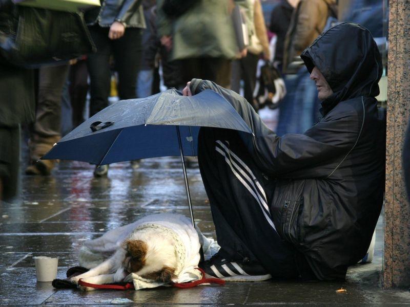 Как Россияне становятся бездомными?