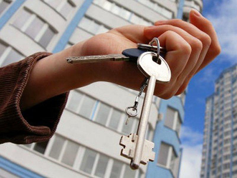 Оформление в собственность ипотечного жилья в новостройке.