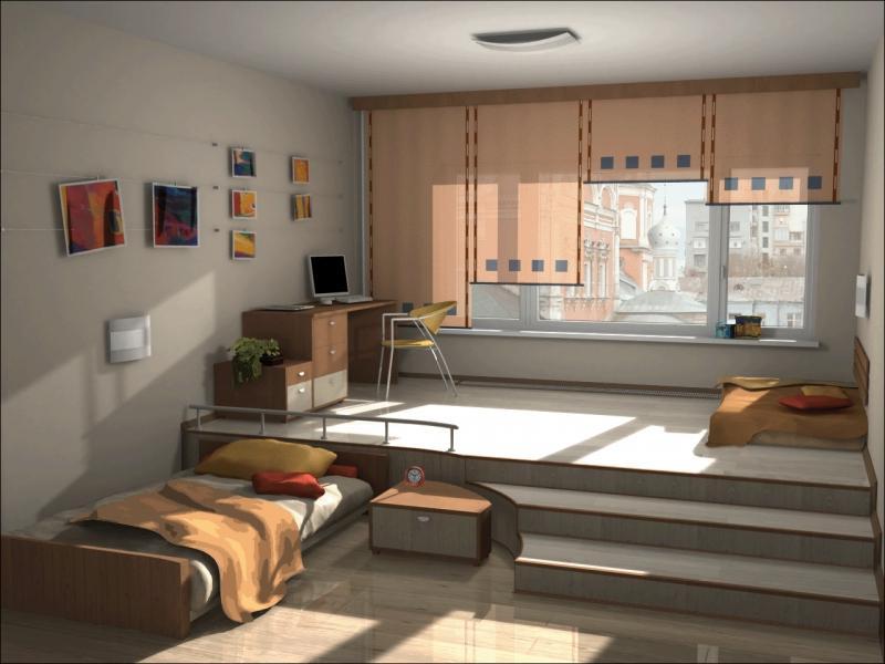 Нюансы приобретения квартиры со свободной планировкой
