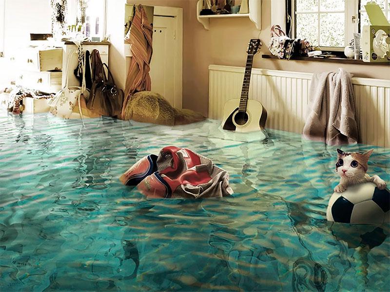 Что делать если вас затопили соседи?
