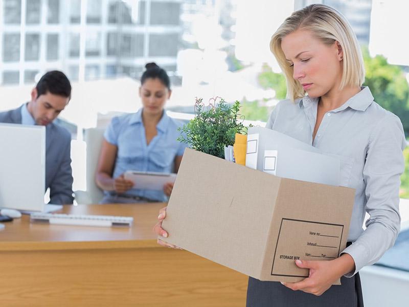Имеют ли право уволить с работы из-за кредитных долгов?
