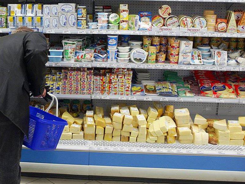 Что делать если вы отравились продуктами из супермаркета?