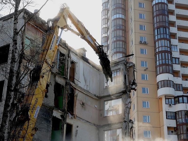 Как получить большую квартиру при расселении пятиэтажек?