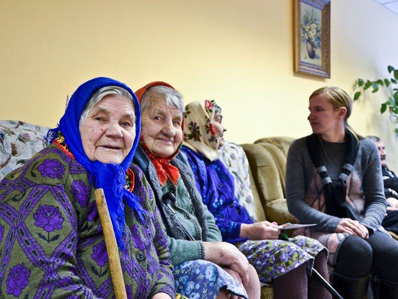 Как улучшить жилищные условия пенсионерам и инвалидам?