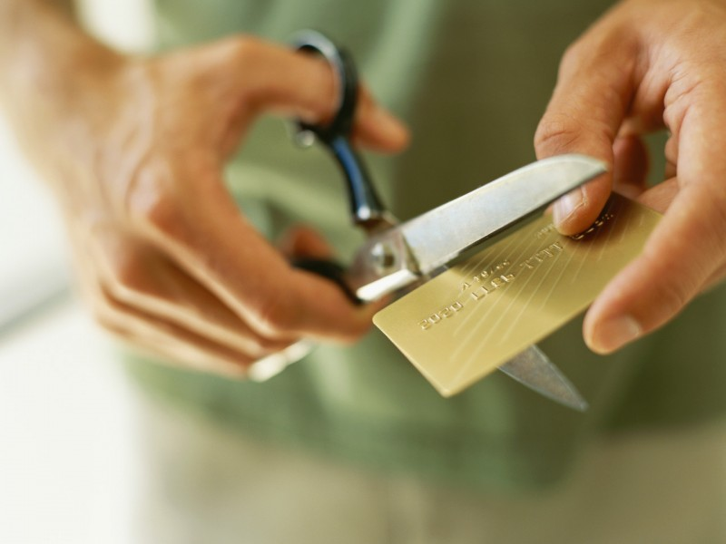 4 шага для закрытия кредитной карты
