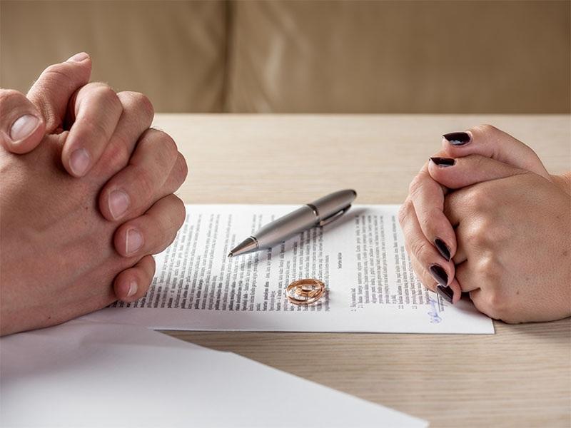 Почему получение наследства доводит до развода супругов?