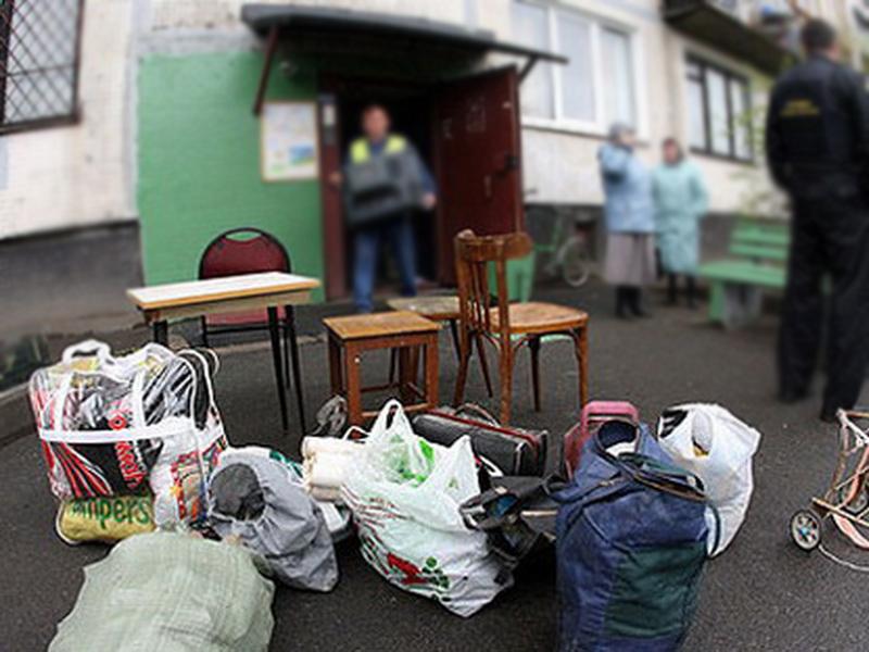 Какие документы нужно собрать для выселения человека из квартиры?