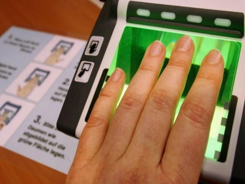 Новые правила дактилоскопической идентификации личности