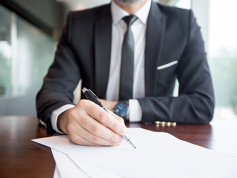 10 признаков профессионального юриста