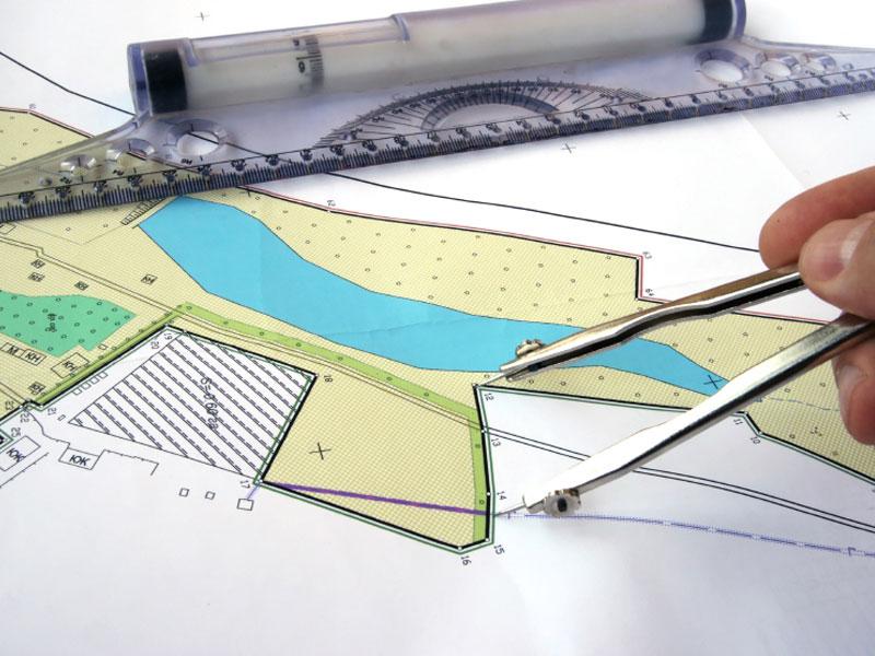 Как происходит раздел земельного участка?