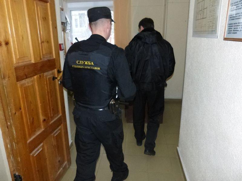 Жалоба на судебного пристава в Службу собственной безопасности