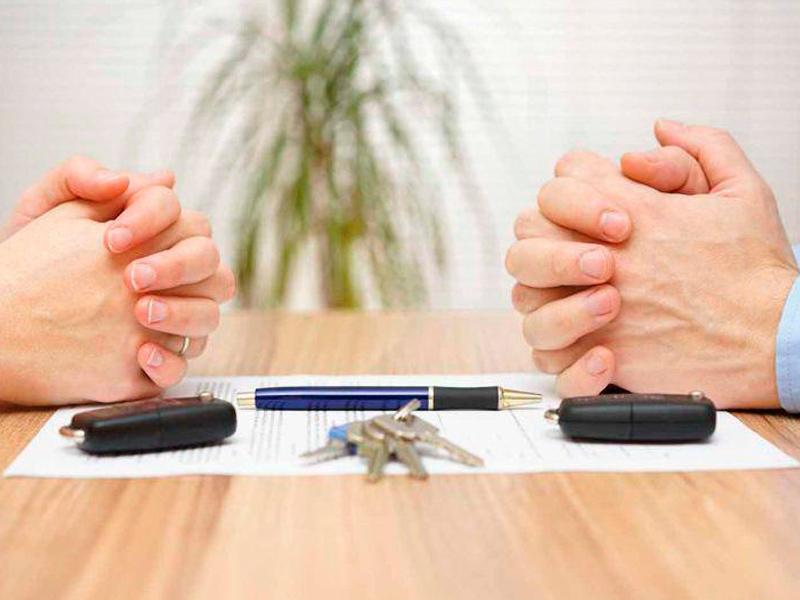 Как разделить однокомнатную квартиру при разводе?