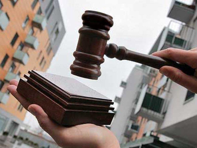 Имущество должников выкупают с публичных торгов за копейки