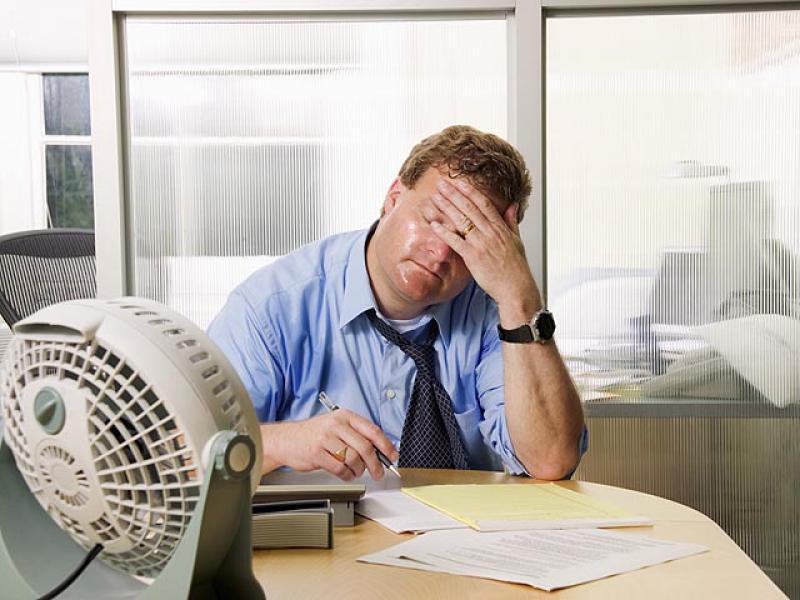 Что делать с невыносимыми условиями труда?