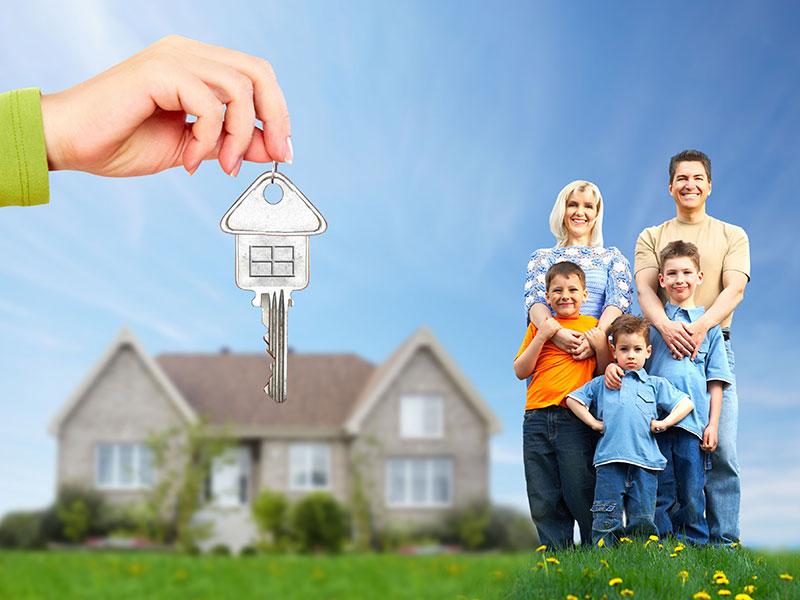 Семьям более 3-х человек ипотеку будет оплачивать государство