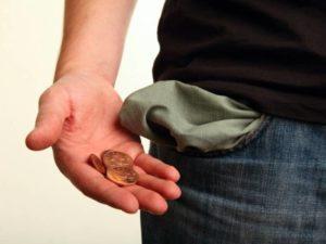 Люди с низкими доходами обречены на бедность