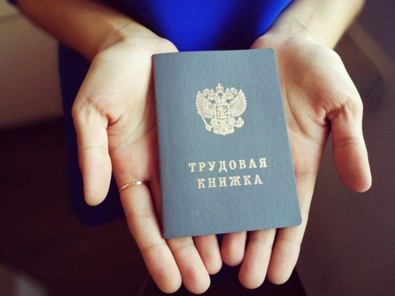 Зачем Россияне подделывают записи в трудовых книжках?