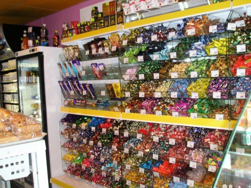 Съел конфету в магазине - можешь угодить за решётку