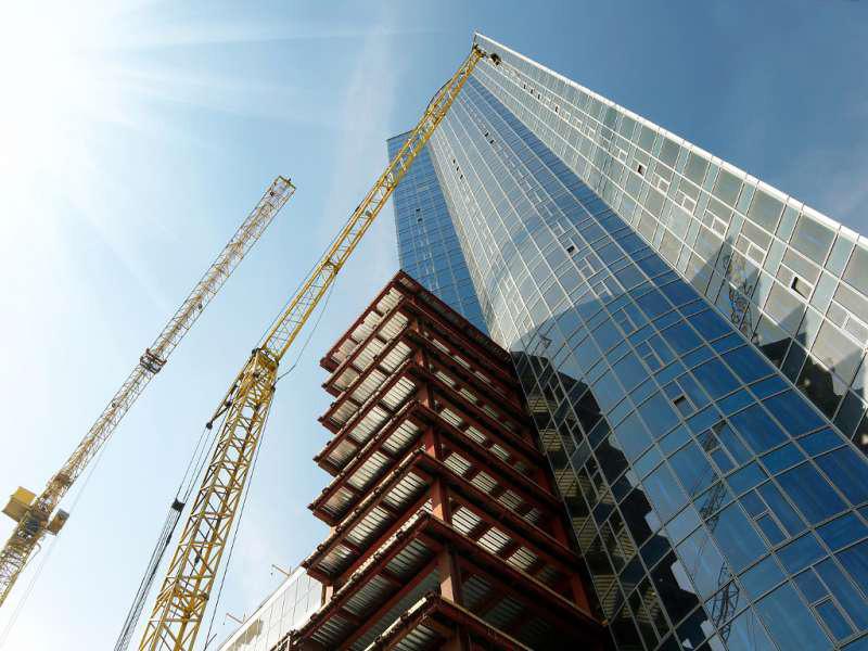 Строительным компаниям пора представить отчёт о деловой активности