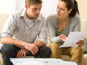 Как разделить имущество при совместных долгах?