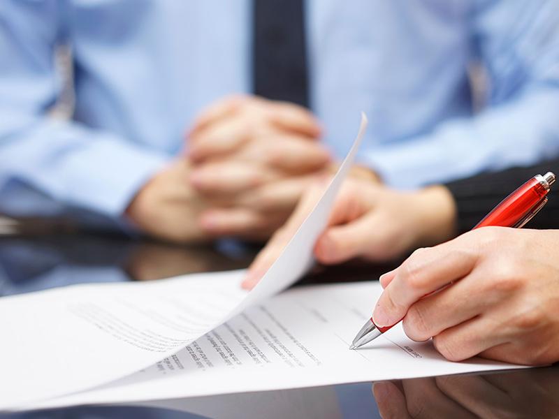 Как не подписать «плохой» договор вклада