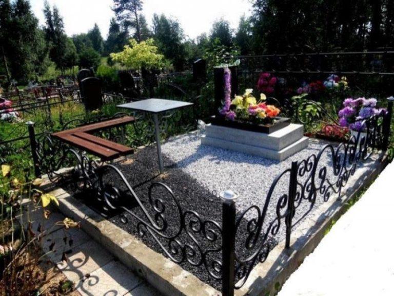 Кому положено бесплатно место на кладбище?