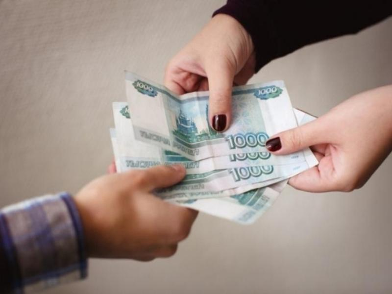 В чем опасность передача денег на сделке?