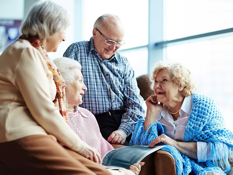 Почему некоторые пенсионеры по старости не признают себя пожилыми?