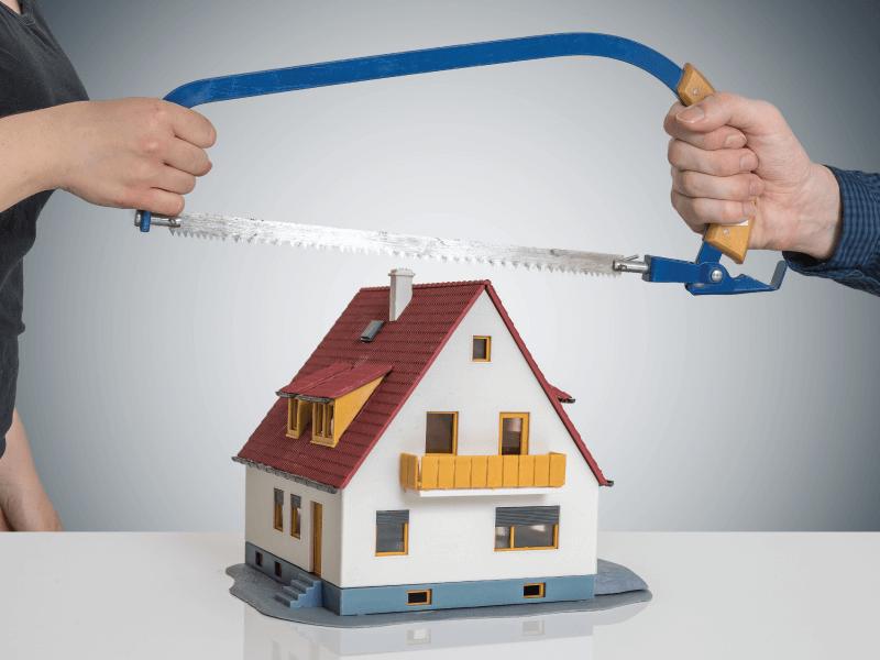 Как продать, подарить, перевести общую совместную собственность в долевую?