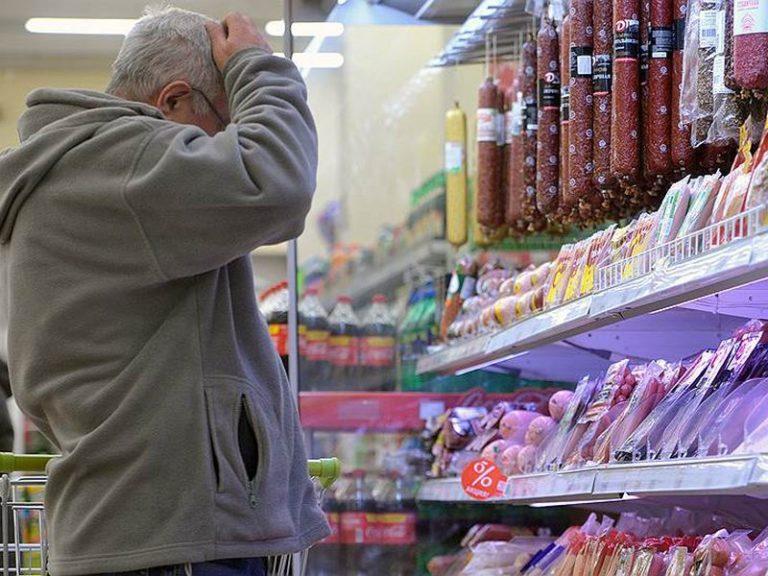 6 основных причин роста цен на продукты питания