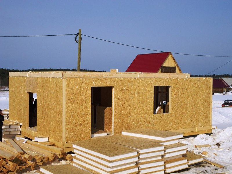 Как оформить быстровозводимый дом в собственность?