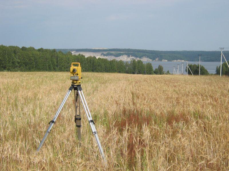 Какие этапы выполняются при межевании земельной территории?